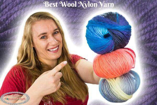 Best Wool Nylon Yarn