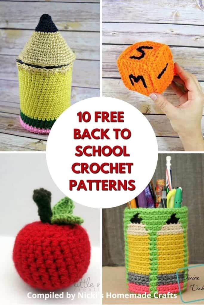 Back to School - Crochet Pattern Collectionc