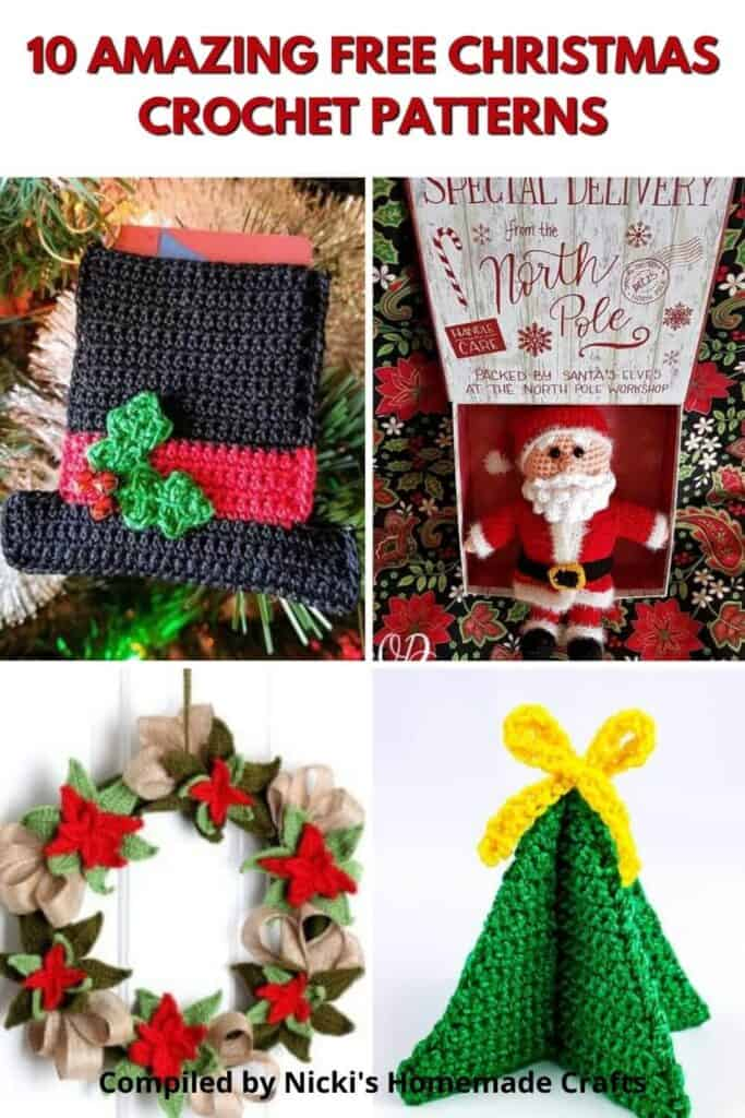 Christmas Crochet Pattern Collection