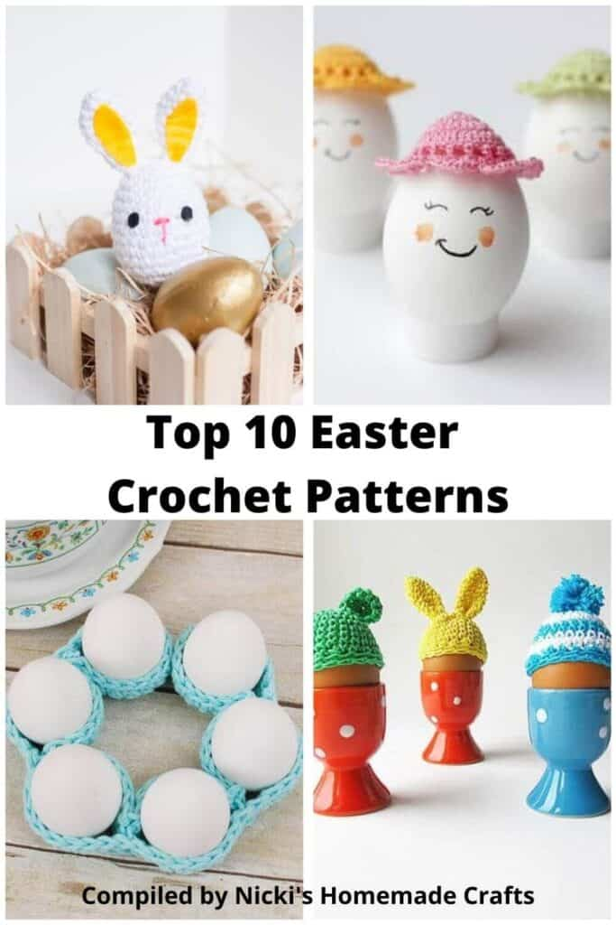 Easter Crochet Pattern Collection