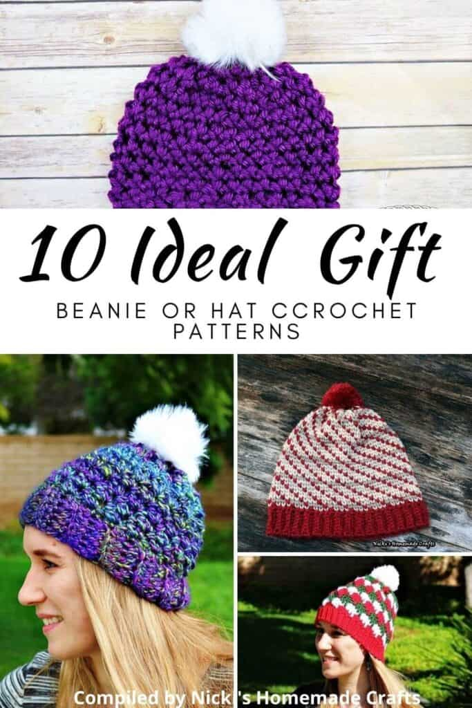 Ideal Beanie Crochet Pattern Collection