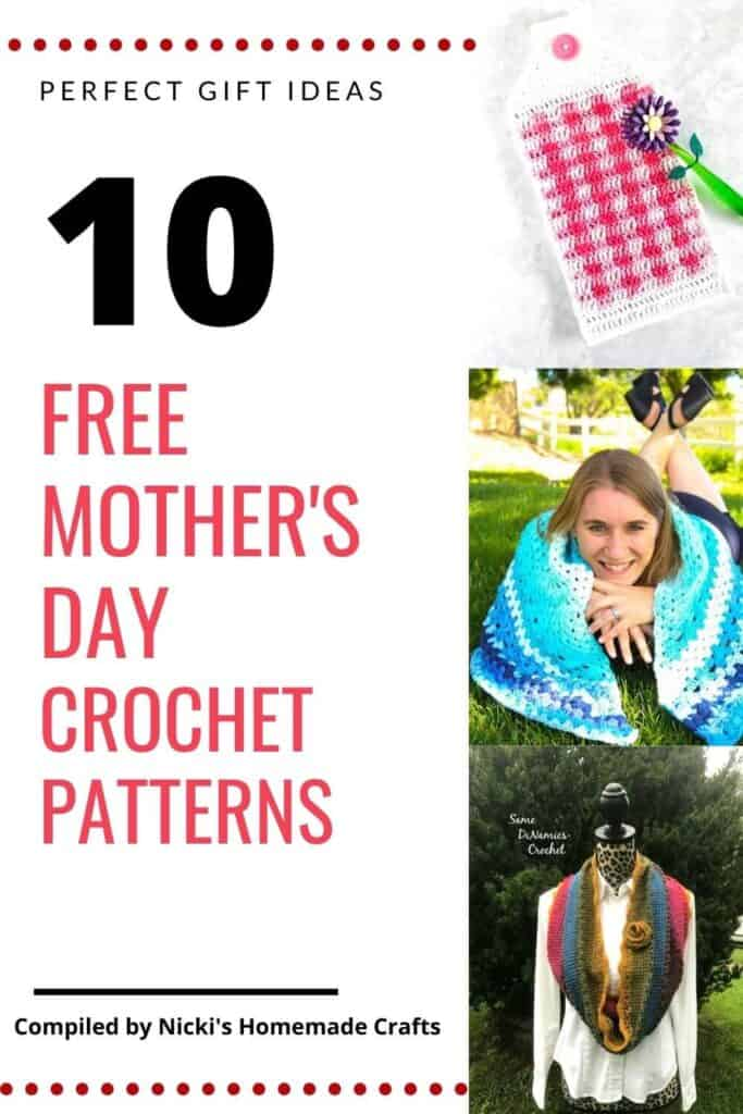 Mom's Day Crochet Pattern Collection