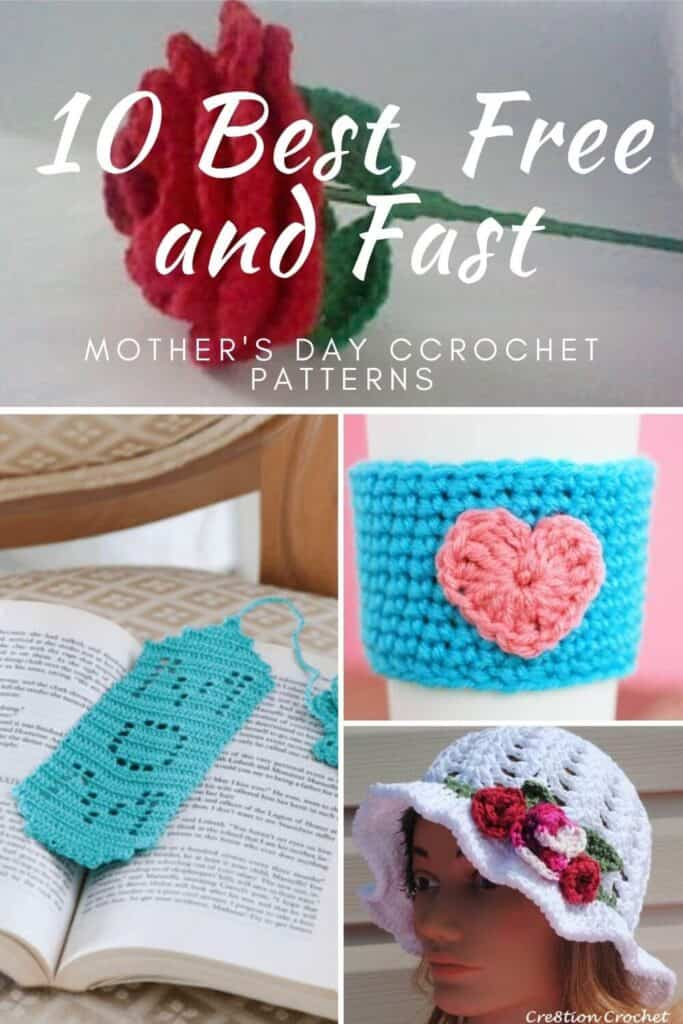 Mother's Day Free Crochet Pattern Collection