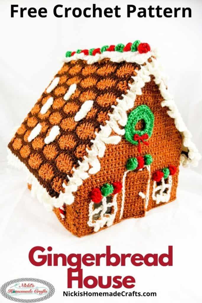 Crochet Gingerbread Pattern
