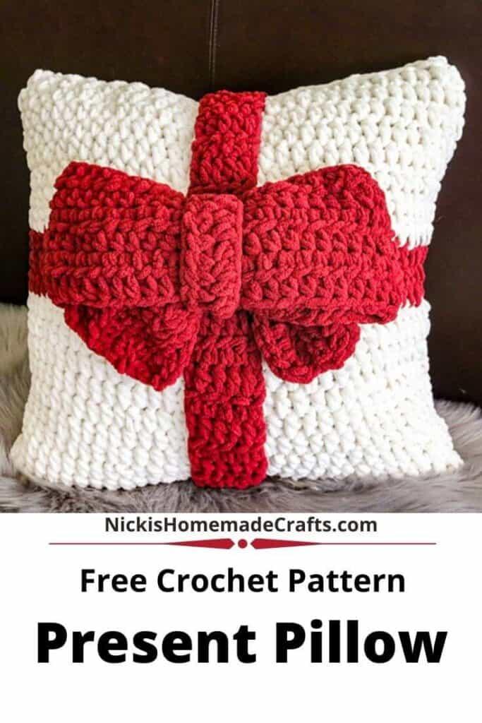 Present Pillow Pattern