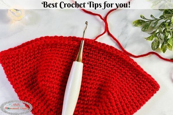 Best Crochet Tips