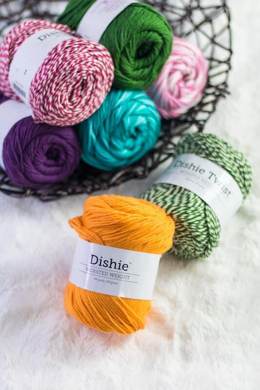 Dishie Yarn 100% cotton