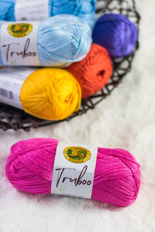 Truboo Yarn by Lion Brand