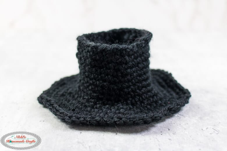 Top Hat for Snowman