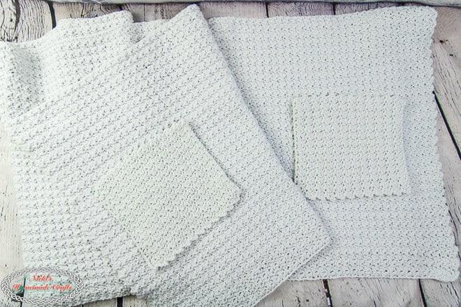 Sewing Pockets to Shawl