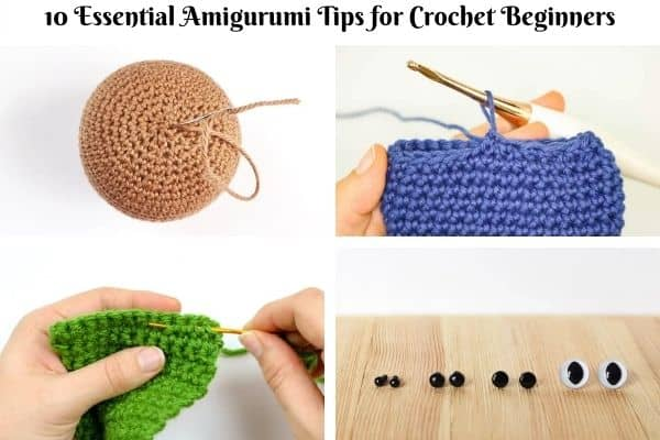 Amigurumi Crochet Tips