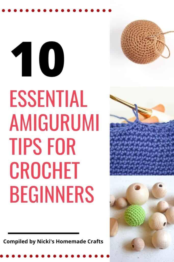 basic crochet amigurumi tips on creating perfect toys