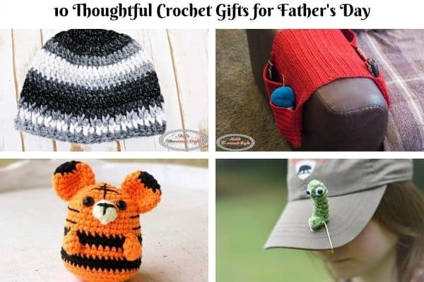 10 Thoughtful Crochet Gifts for Father's Day