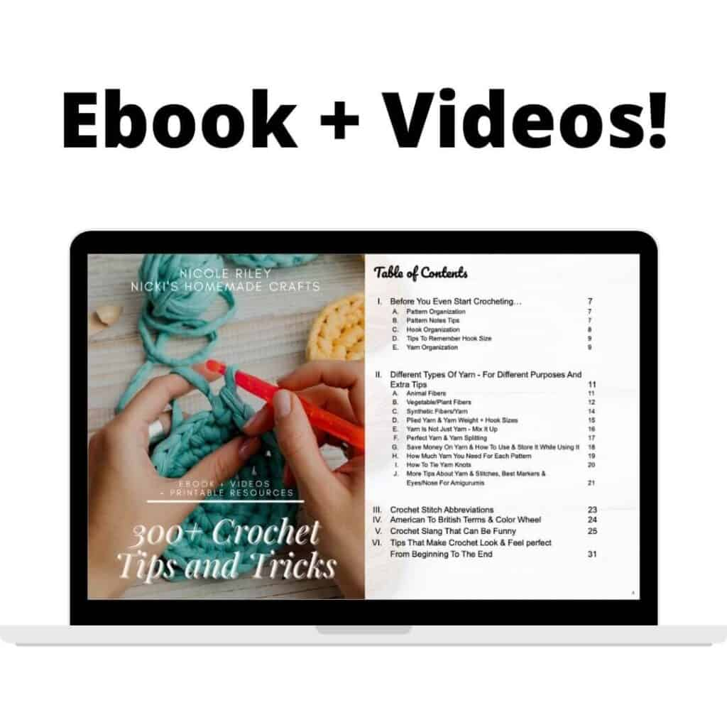 300 tips and tricks video ebook on laptop
