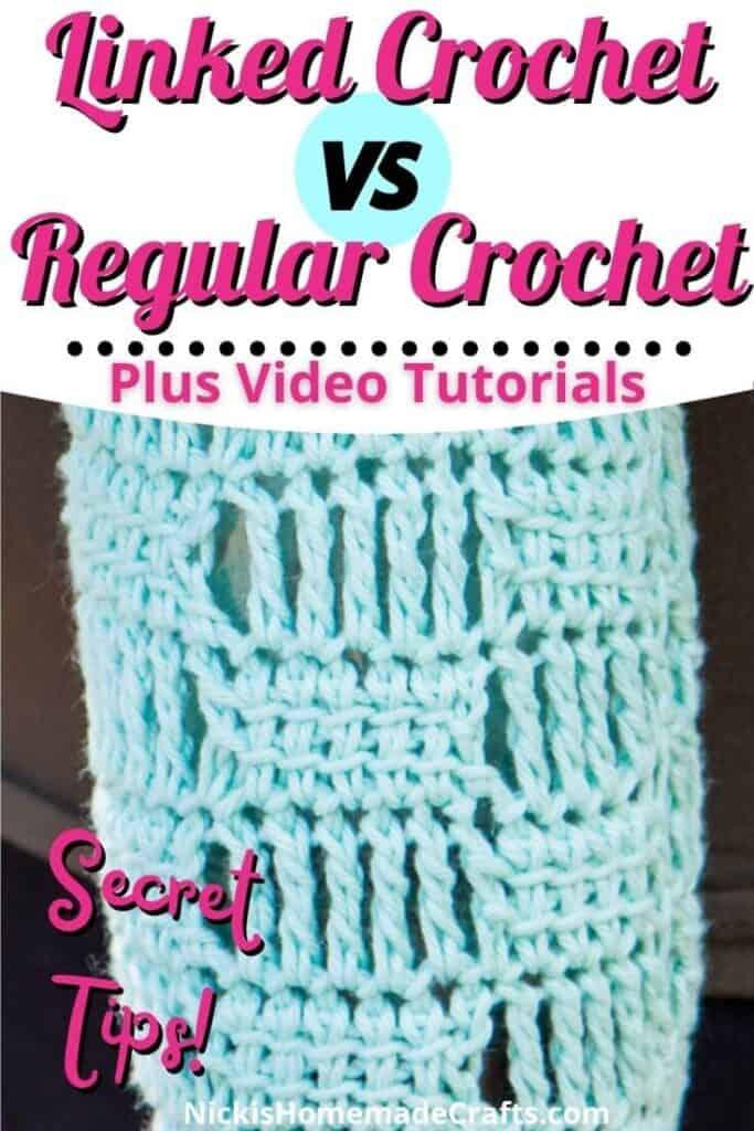 5 Tips for Linked Crochet Tips vs Regular Crochet