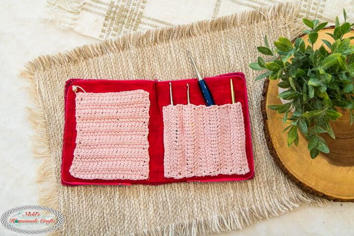 Crochet Hook Case Pattern