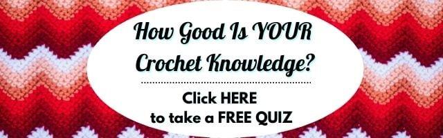 Crochet Quiz Knowledge question