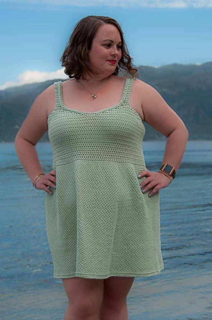 Crochet Vivo Dress Pattern