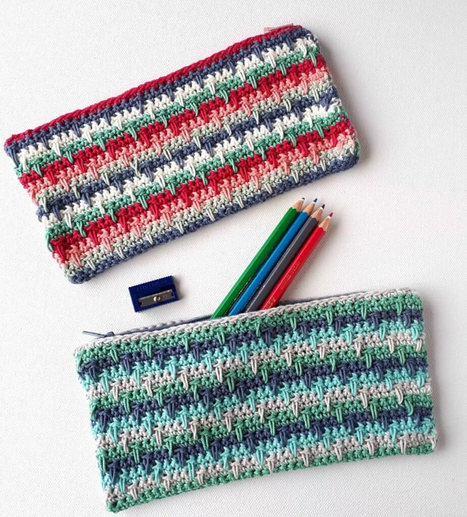Colorful Pencil Case for going to school