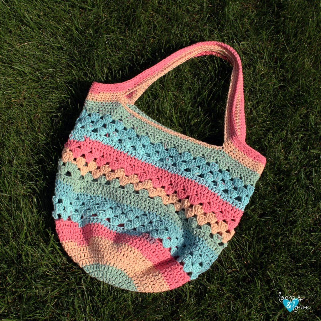 Easy Crochet Tote