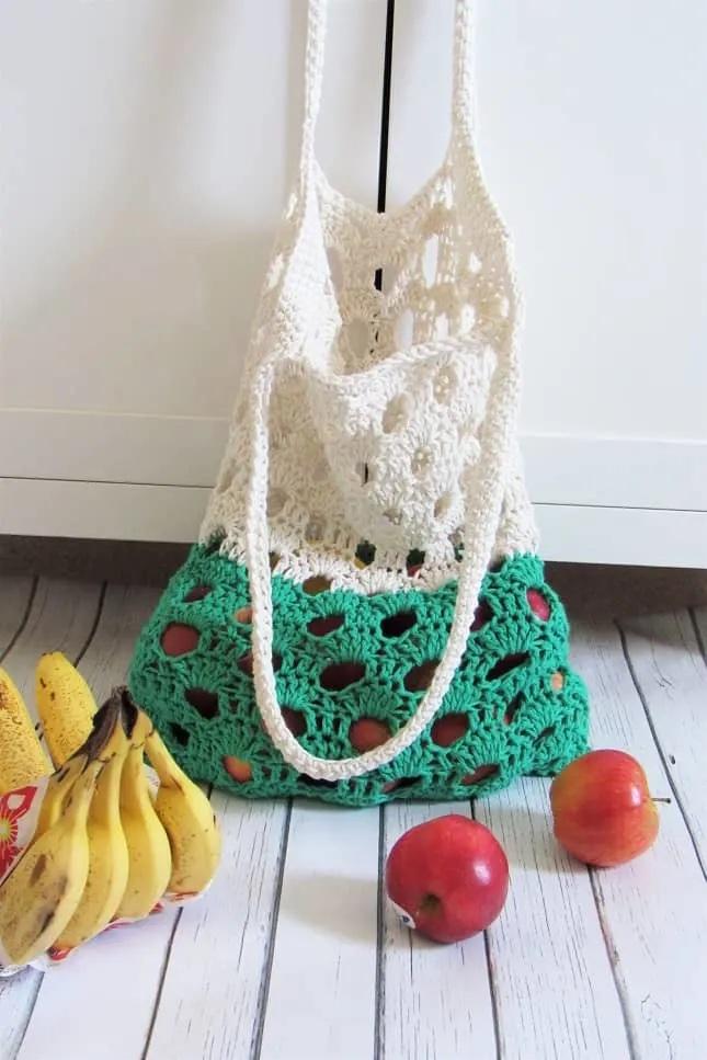 Crochet Market Bag