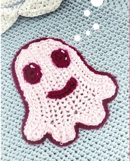 Bubble The Octopus crochet pattern