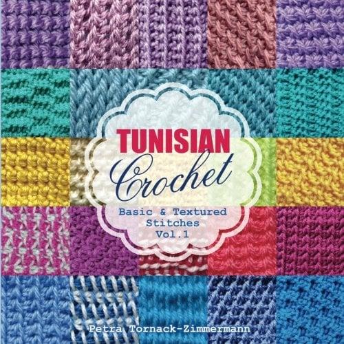 Tunisian Crochet Book Vol 3