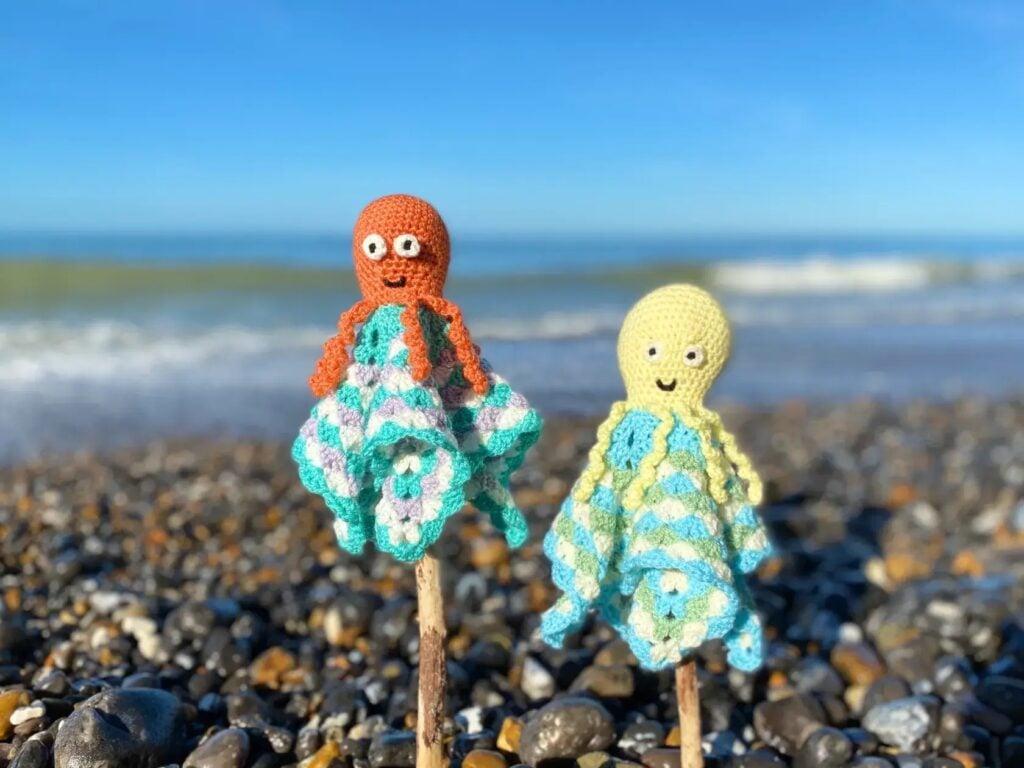 Osmond The Octopus Crochet Pattern