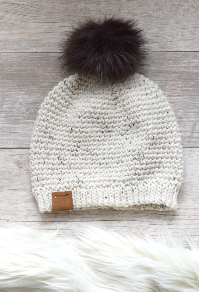 Classic Crochet Beanie